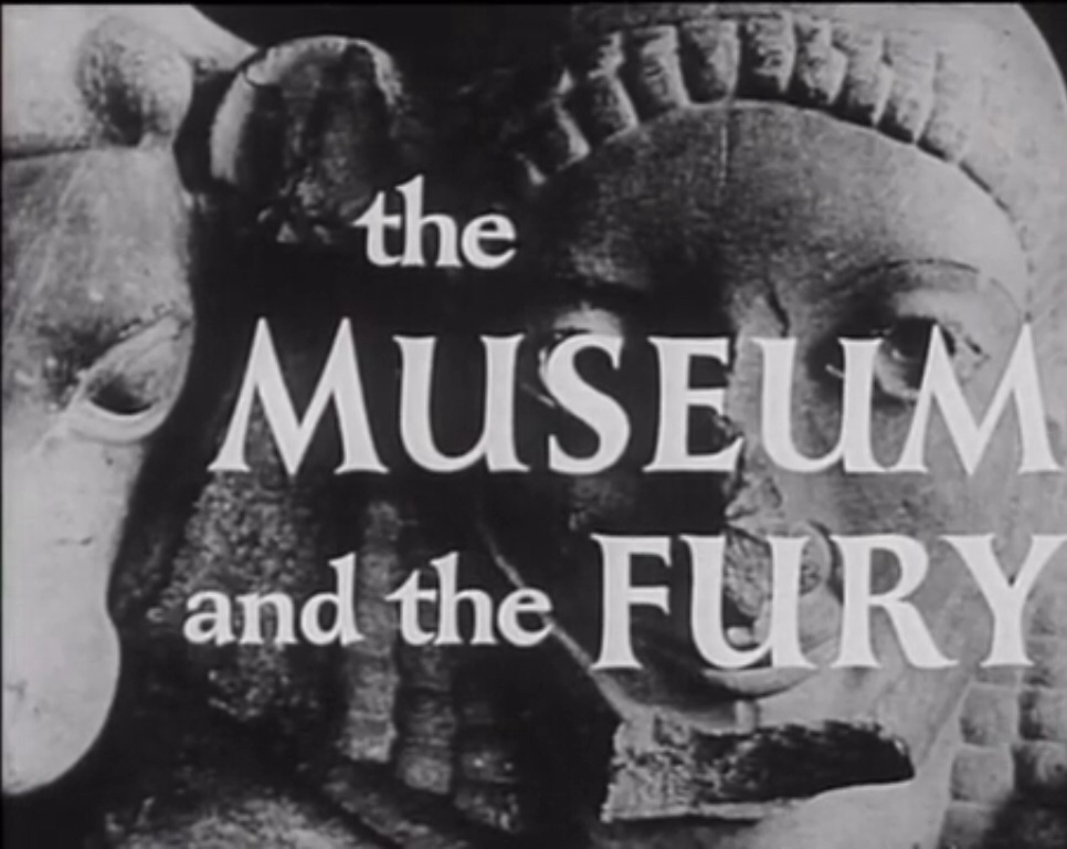 Leo Hurwitz's Film The Museum and the Fury 1957 on the dangers of fascism