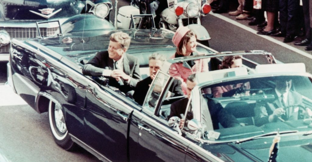 Leo Hurwitz Essay on Death In Memory of JFK