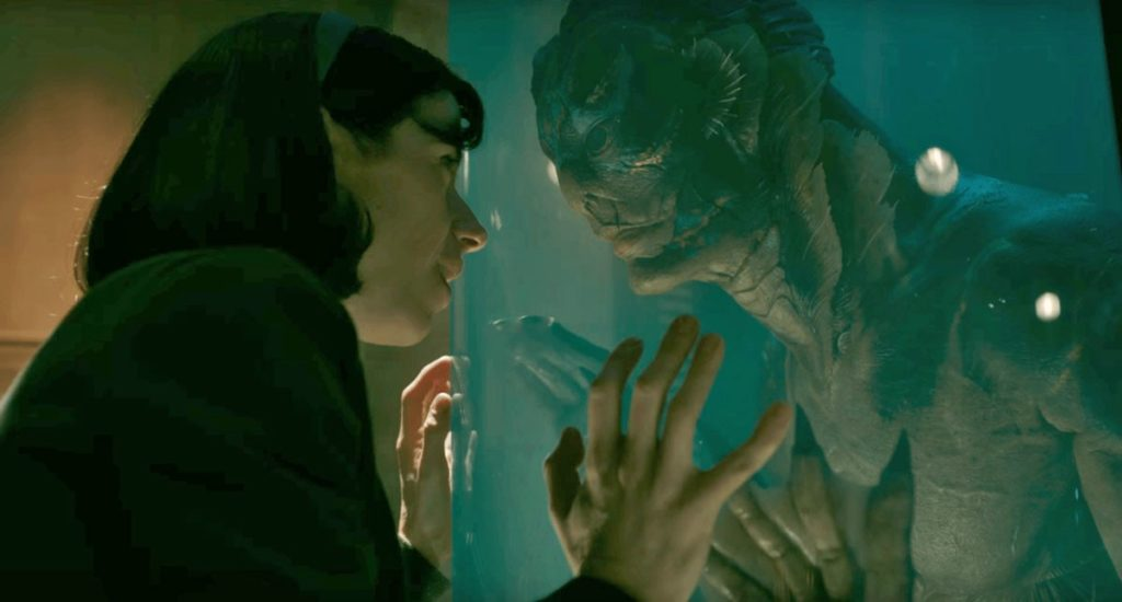 The Shape of Water A Girl's Muteness A Creature's Aggression & Seemingly Magic Cures