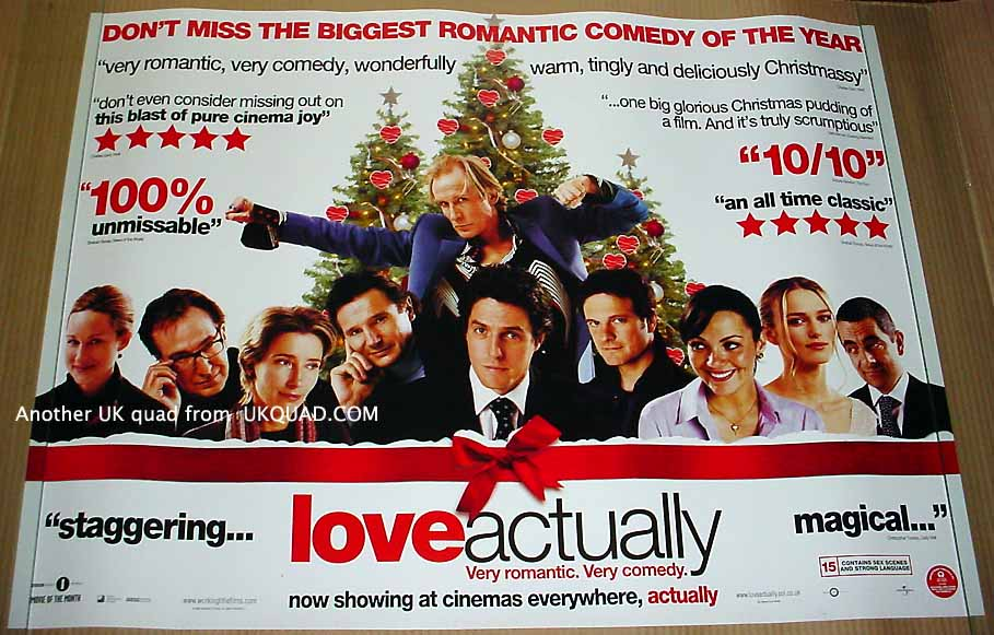 Love Actually Getting Through Love's Obstacles