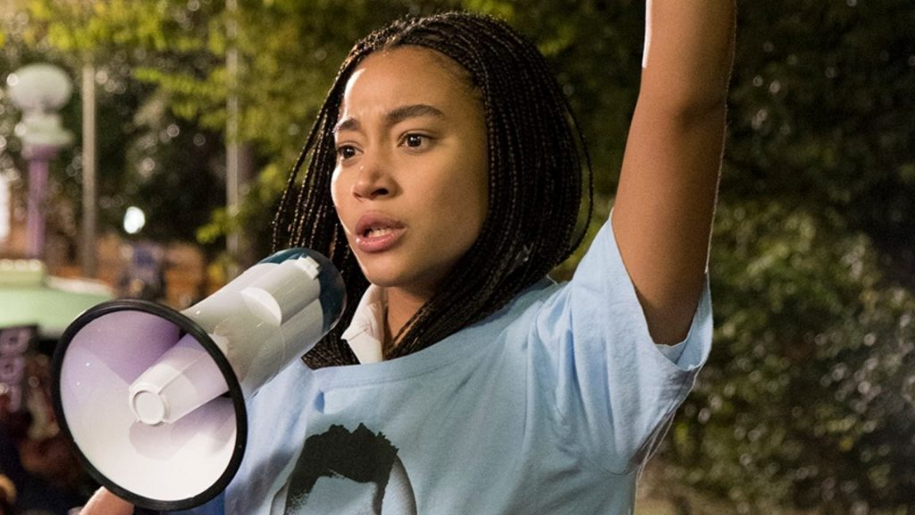 The Hate U Give Speaking Out