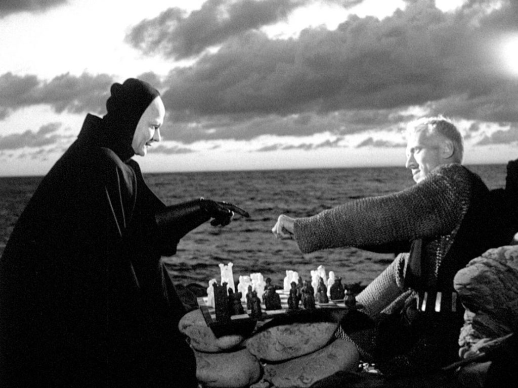 the seventh seal turning away from love