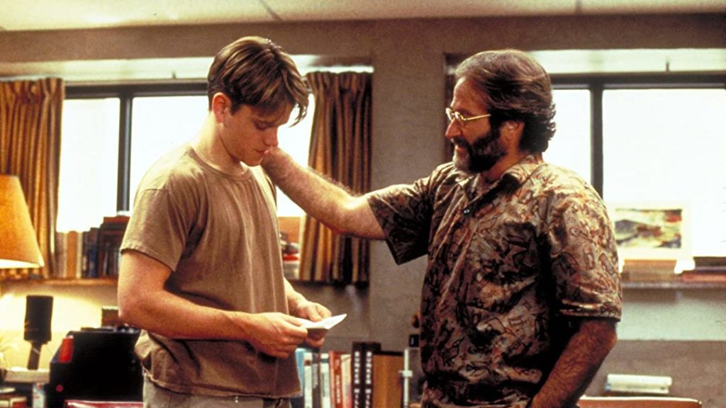 Good Will Hunting Robin Williams Suicide Self-Hate Must Be Revealed