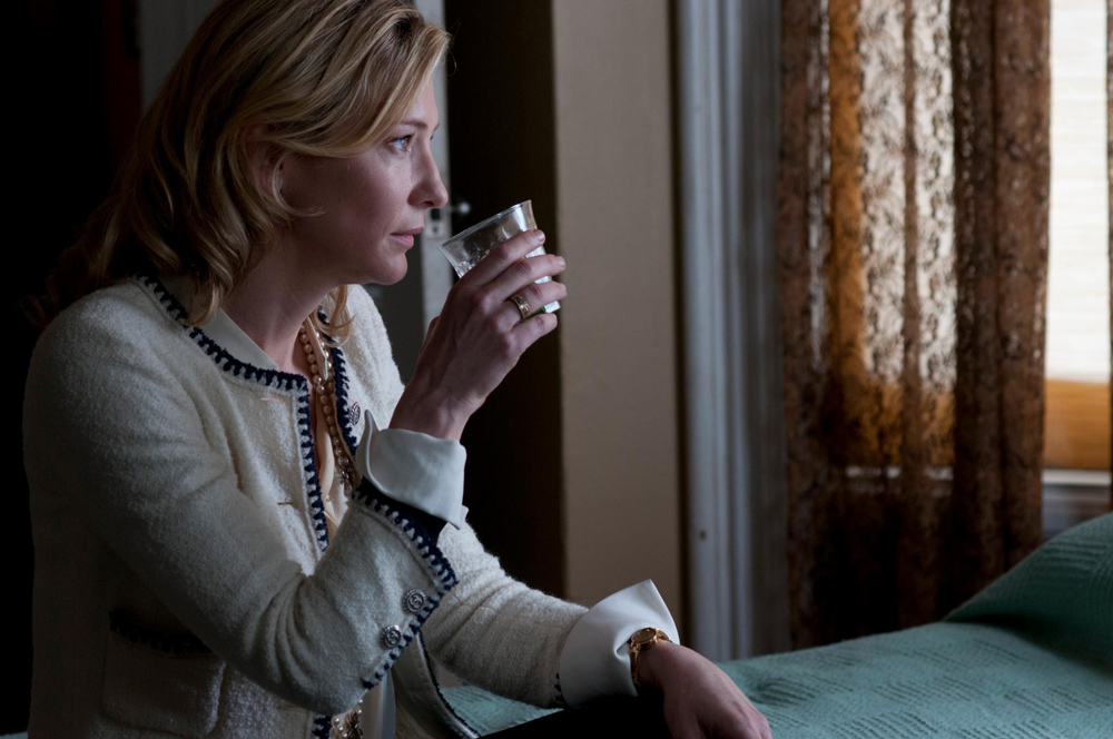 Blue Jasmine How Unreal Can A Character Become
