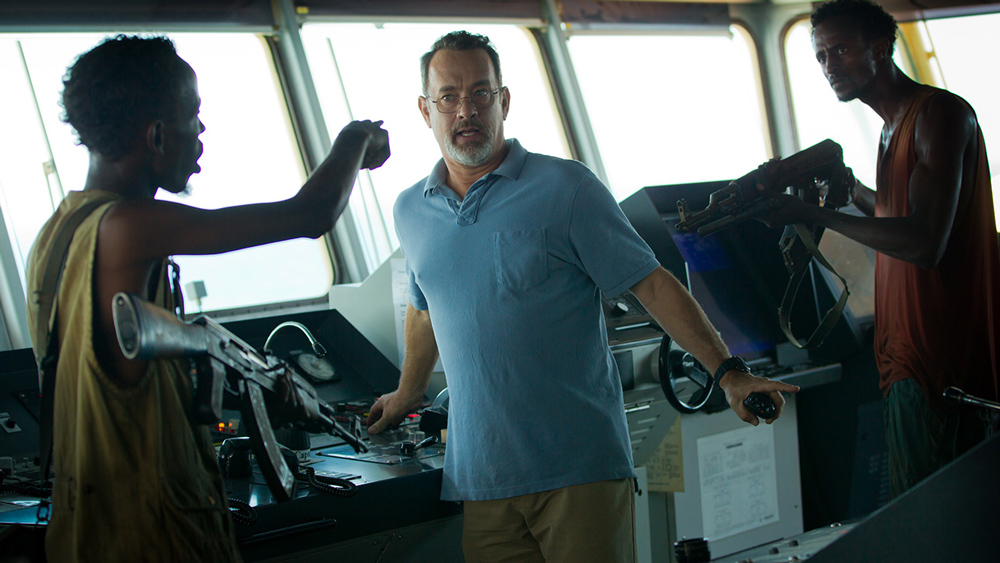 CAPTAIN PHILLIPS Can Ruthlessness and Empathy Coexist?
