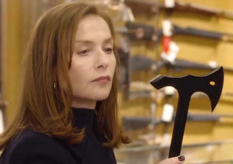 isabelle-huppert-en-elle-characters-on-the-couch