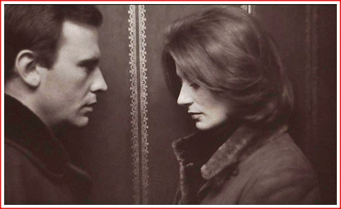 A Man and A Woman 1966 Claude Lelouch old grief can interfere with new love