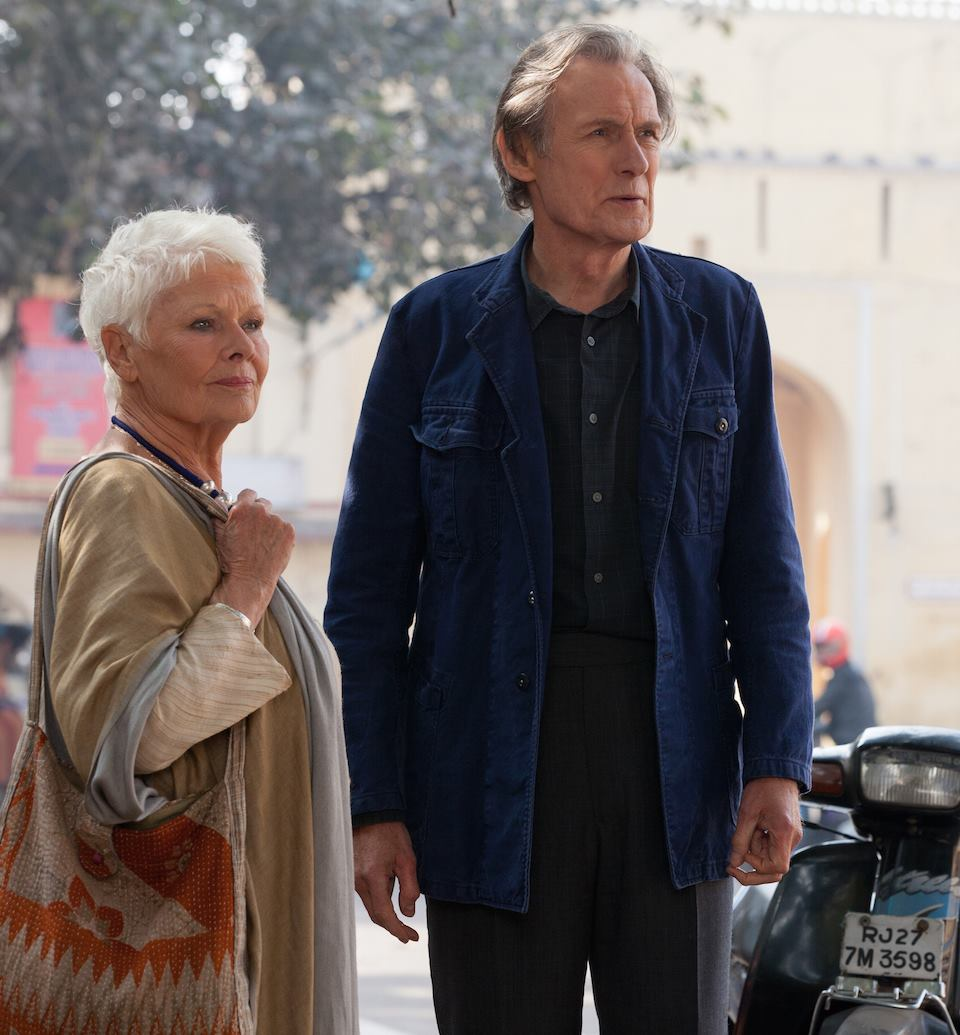 SECOND BEST EXOTIC MARIGOLD HOTEL 6 Obstacles to Love