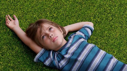 Boyhood Feeling Stuff is the Point of Life