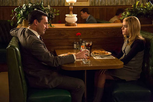 Mad Men Season 7 Episode 2 Hope for Love for Don and Sally