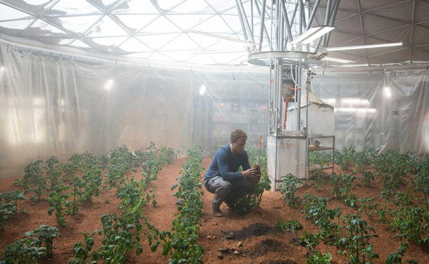 The Martian Trauma of Abandonment Self-Sufficiency or Human Connection?