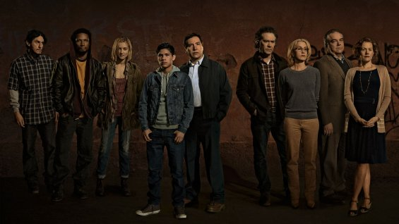 AMERICAN CRIME How the first episode is like the first session in therapy & how it's not