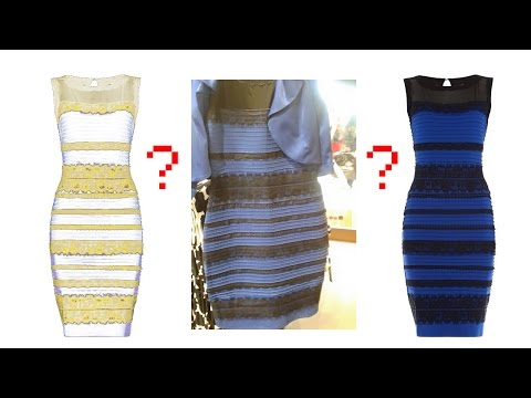 THE DRESS What It Tells Us About Unyielding Convictions