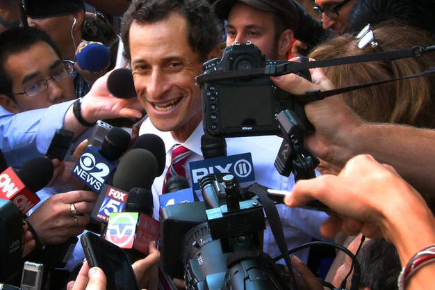 What's wrong with Anthony Wiener by Sandra Cohen