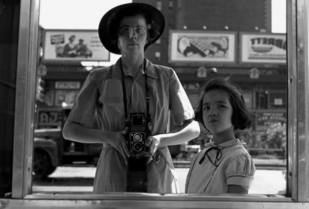 Finding Vivian Maier Wanting & Not Wanting To Be Found