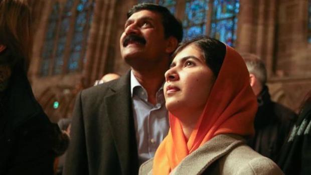 He Named Me Malala A Father Gives A Daughter Her Voice