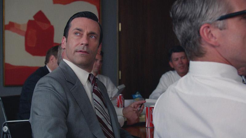 Mad Men Season 7 Episode 12 Don's Stories