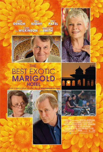 THE SECOND BEST EXOTIC MARIGOLD HOTEL 5 Ways To Change at Any Age