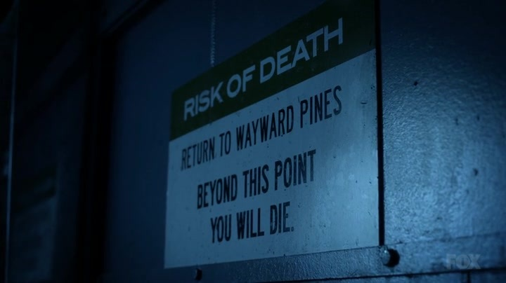 Wayward Pines Where Fear of Your Personal Truth is a Prison