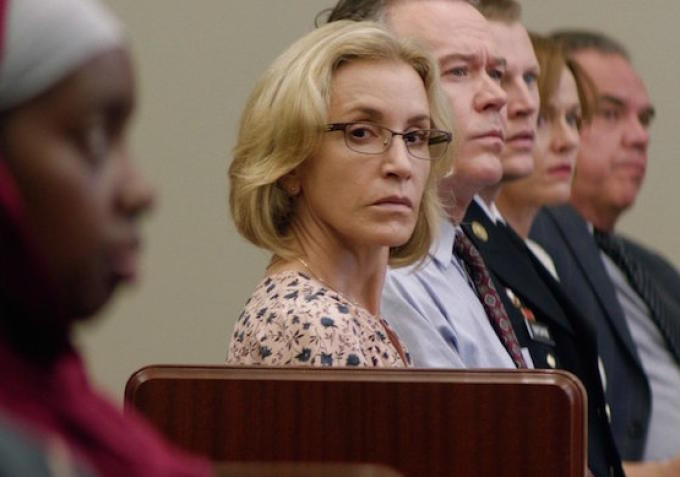 AMERICAN CRIME What Makes Barb The Racist She Is?